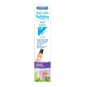 Interpet Kids LED Lighting System Multi Colour