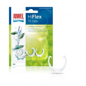 JUWEL HiFlex T5 Clips