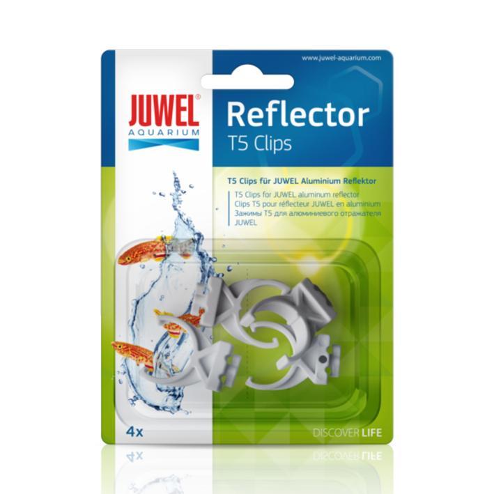JUWEL Reflector T5 Clips