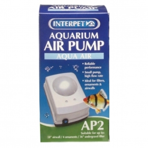 Interpet AP2 Aqua Air Pump
