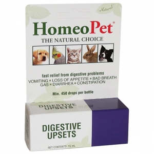 Homeopathic Digestive Upsets 15ml