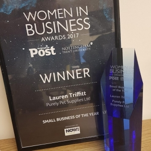 Nottingham Post Women in Business Awards