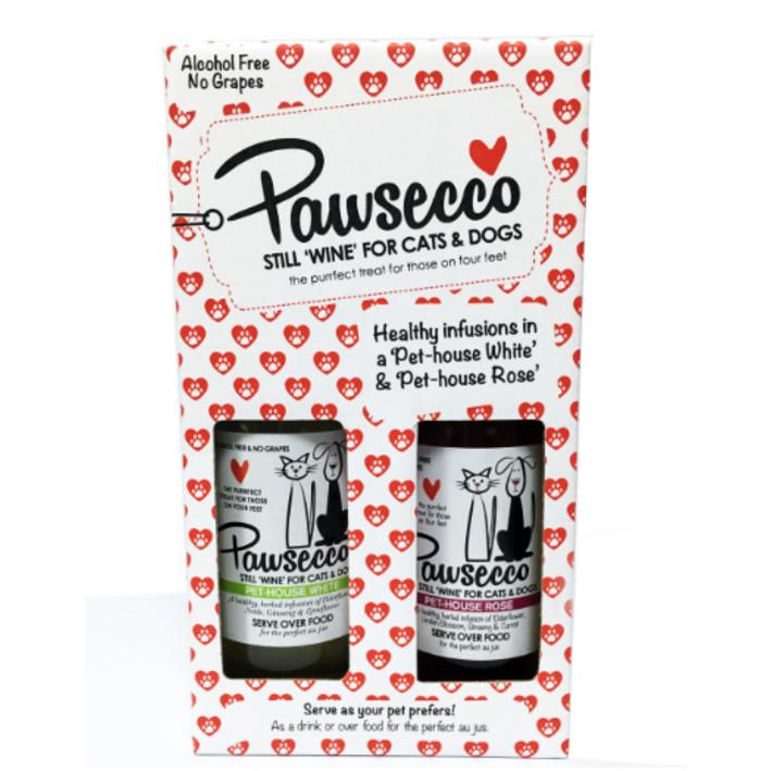 Pawsecco Gift Set Duo