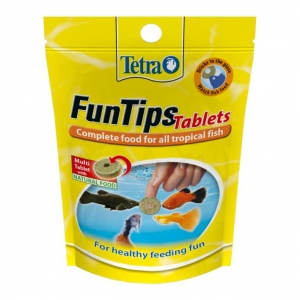 Tetra Tropical Fun Tips