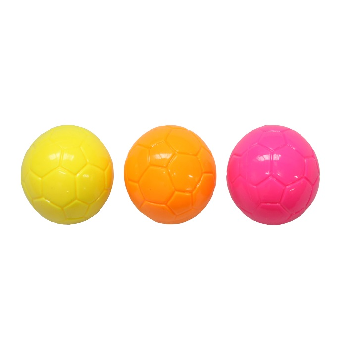 Good Boy Glow Squeaky Ball 6.5cm (Colours Vary)