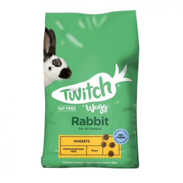 Wagg Twitch Rabbit Nuggets
