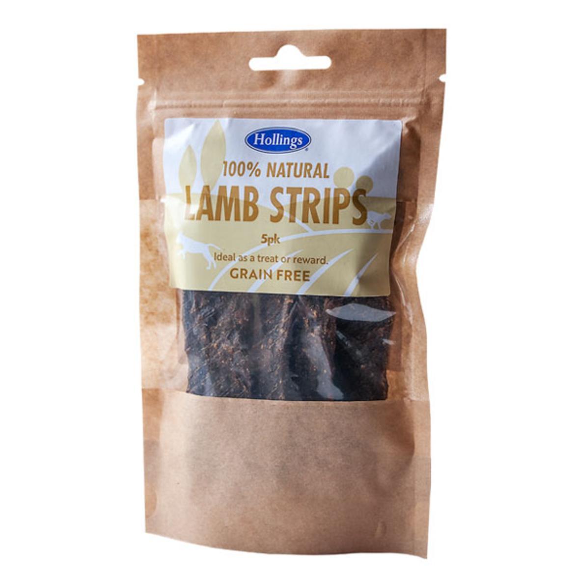 Hollings Lamb Strips 5pcs