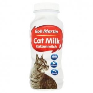 Bob Martin Cat Milk 24 x 200ml