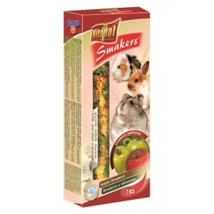 Vitapol Apple Smakers for Rodents and Rabbits 2pcs