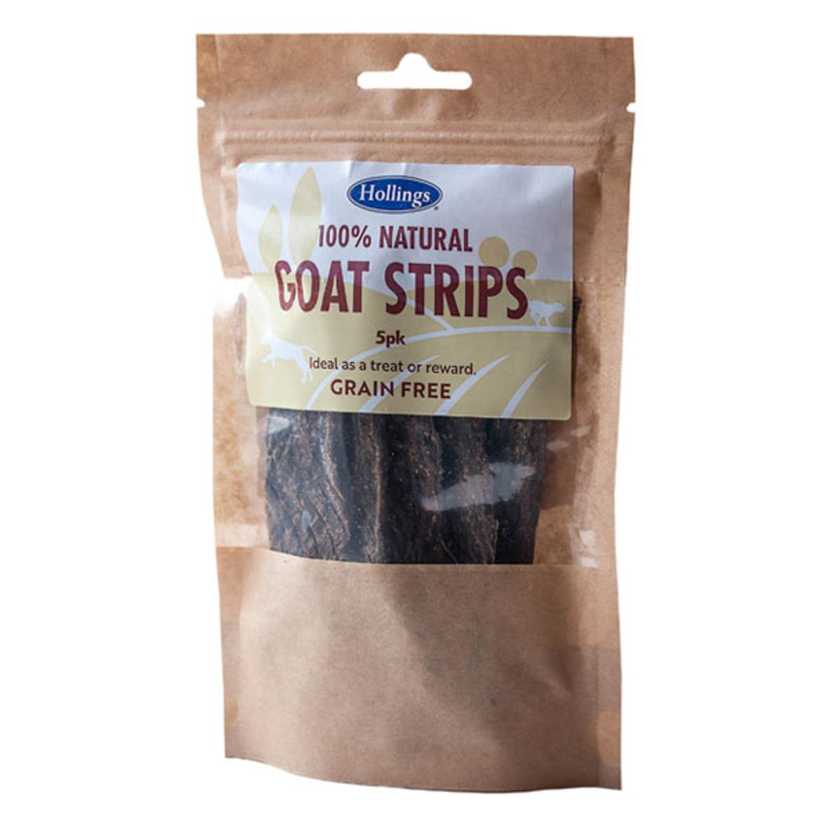 Hollings Goat Strips 5pcs