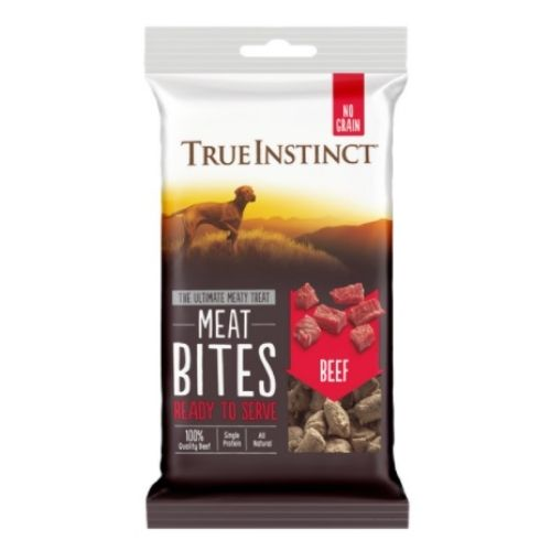 Natures Variety 100% Beef Freeze Dried Meat Bites 20g