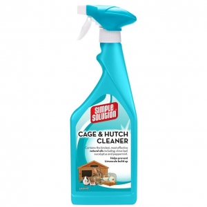 Simple Solution Cage and Hutch Cleaner 500ml
