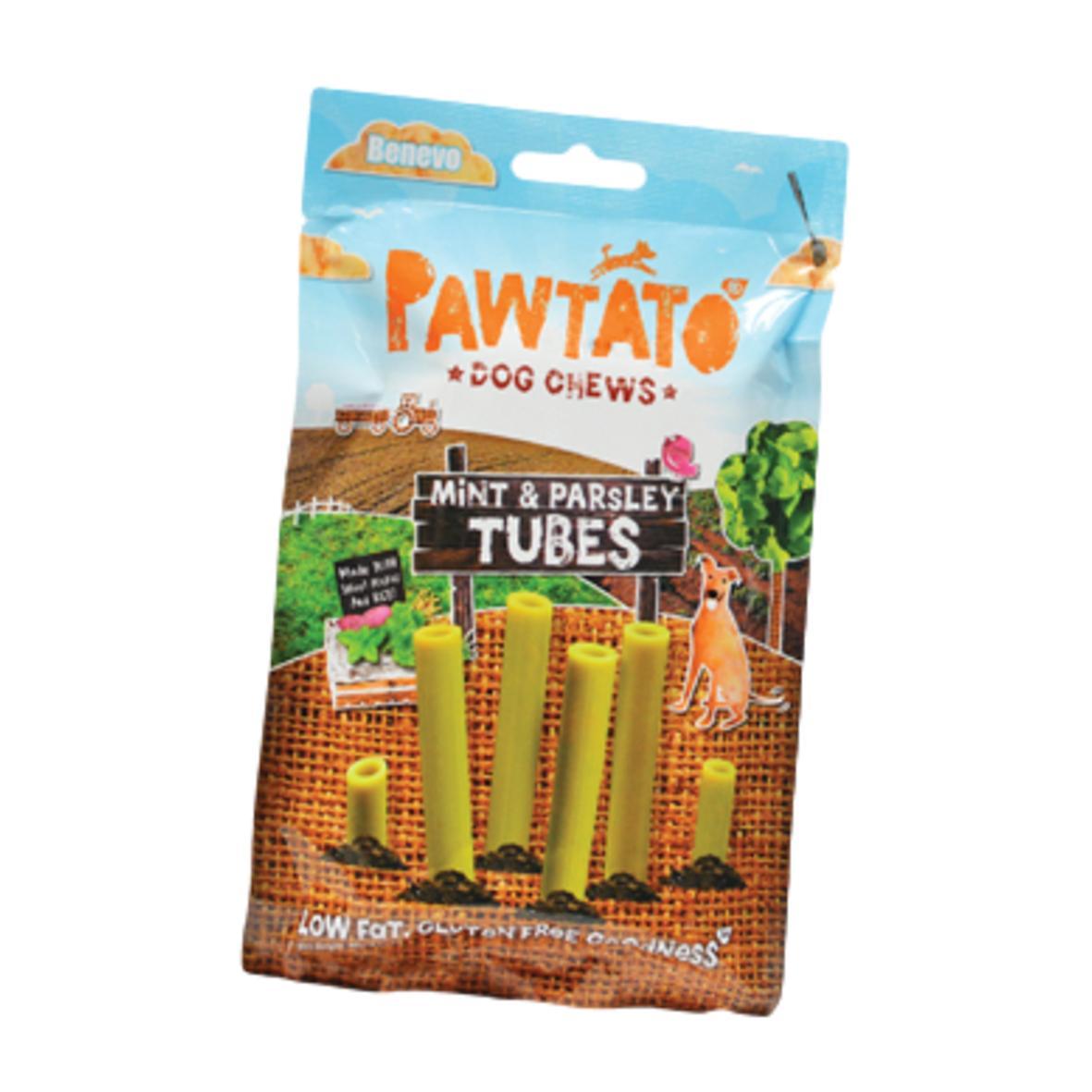 Pawtato Mint & Parsley Tubes 90gm