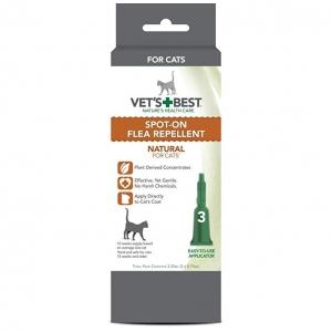 Vets Best Spot On Flea RepellentVets Best Spot On Flea Repellent for Cats