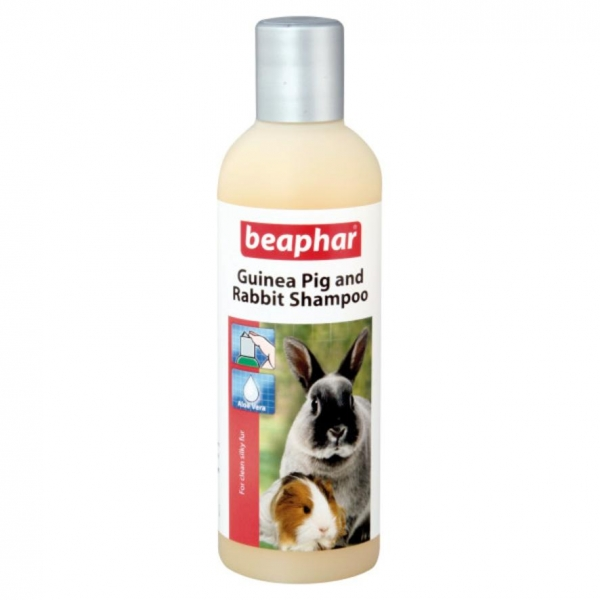 Beaphar Guinea Pig and Rabbit Shampoo