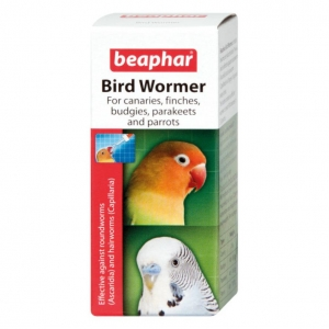 Beaphar Bird Wormer 10ml