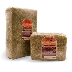 Pillow Wad Farmers Secret Hay