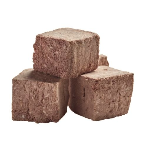 Natures Variety 100% Beef Freeze Dried Meat Chunks 200g