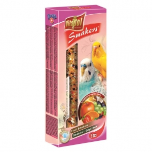 Vitapol Fruit Smakers Sticks for Budgies