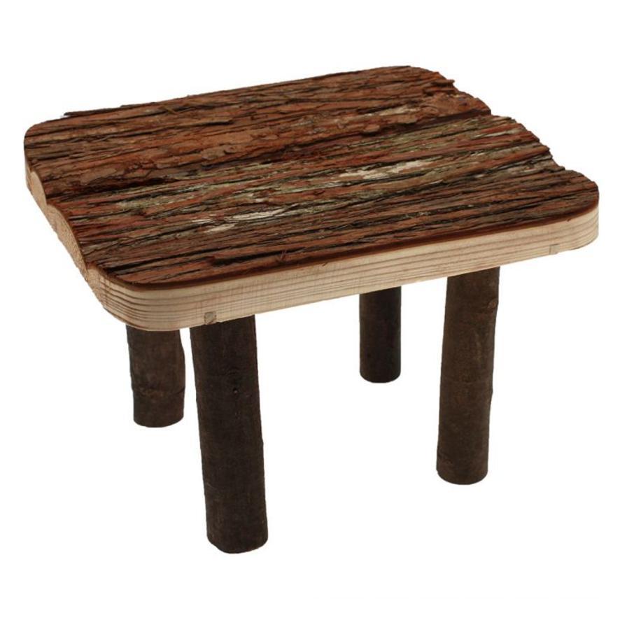 Nature First Wooden Platform 20cm