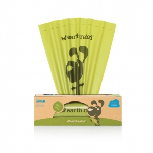 Earth Rated Poo Bags 300pcs Unscented