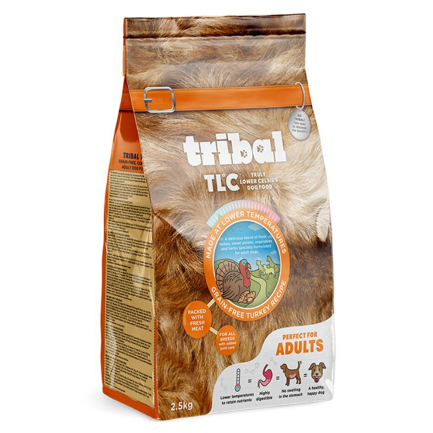 Tribal Tlc Dog Food Turkey