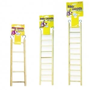 The Bird Perch Wooden Ladder (Three Sizes)