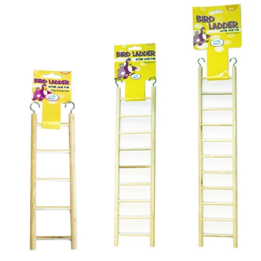 The Bird House Wooden Ladder