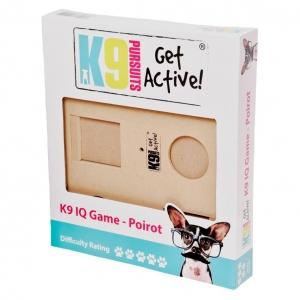 K9 Pursuits IQ Game Poirot