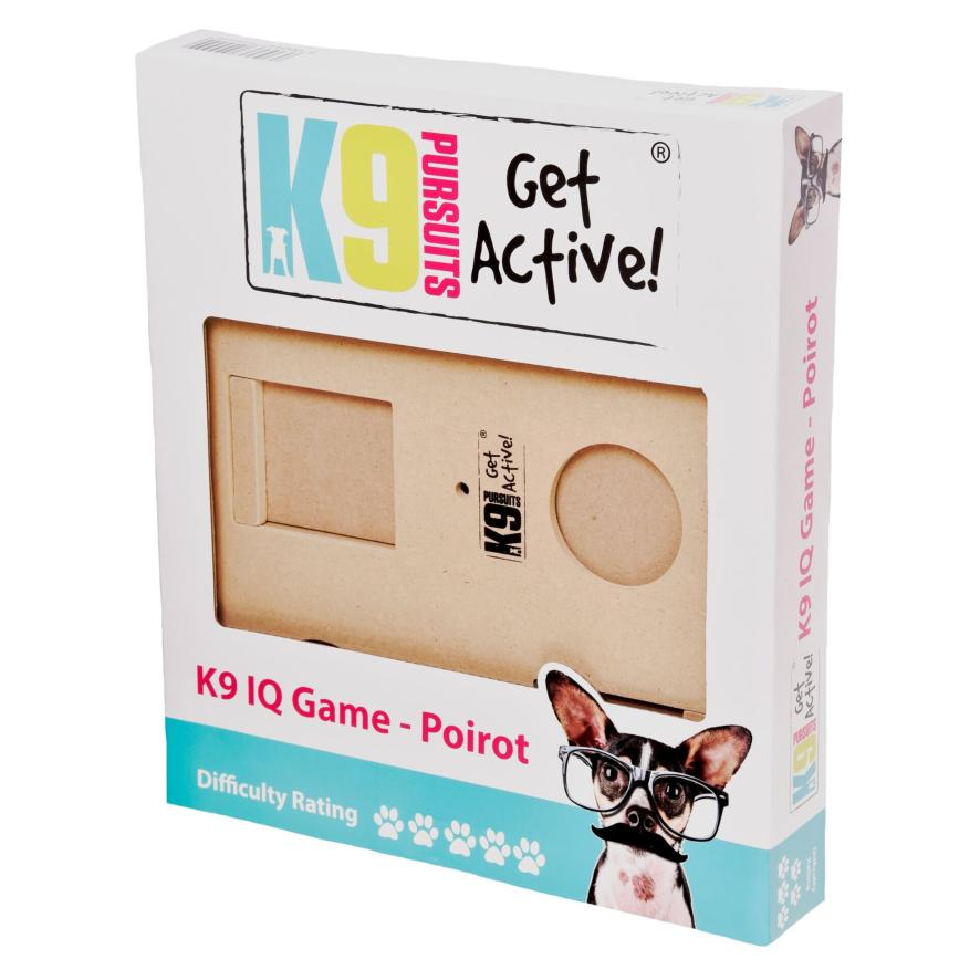 K9 Pursuits K9 IQ Game Poirot (Difficulty 5)