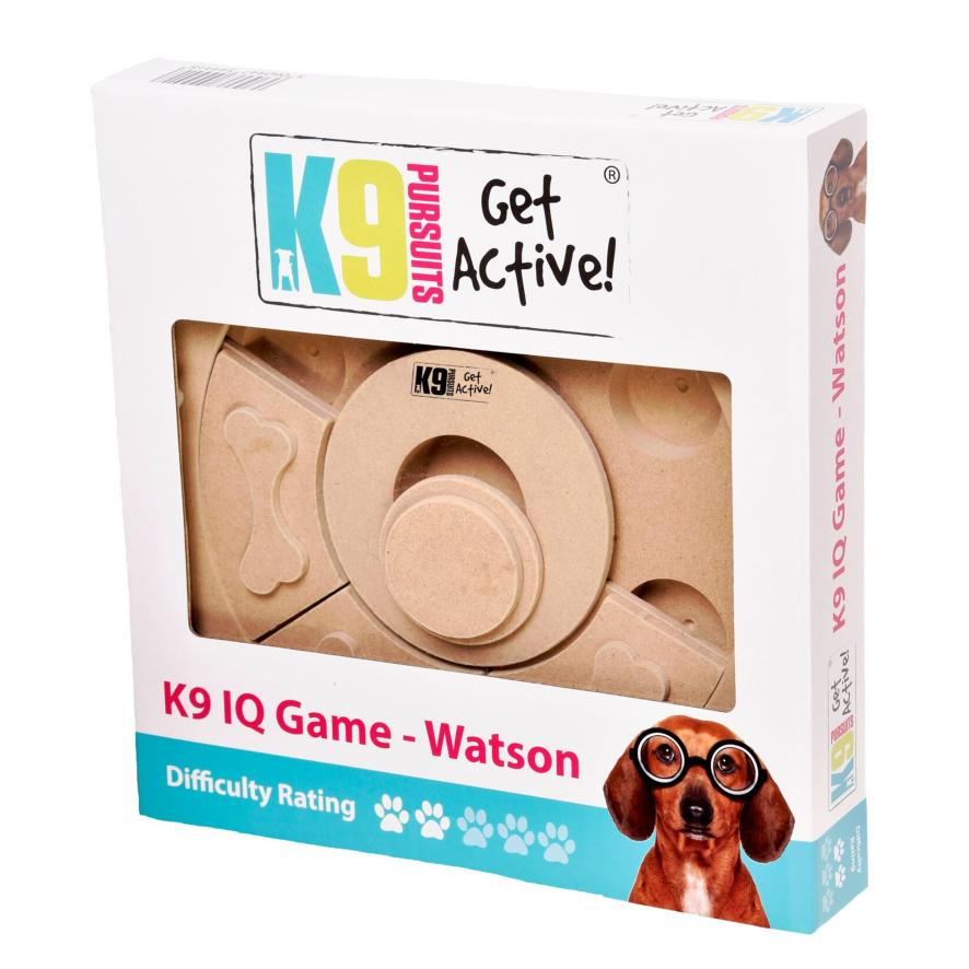 K9 Pursuits K9 IQ Game Watson (Difficulty 2)