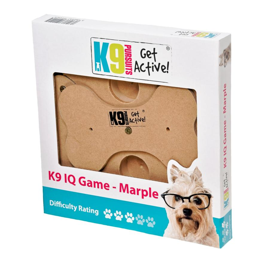 K9 Pursuits K9 IQ Game Marple (Difficulty 3)