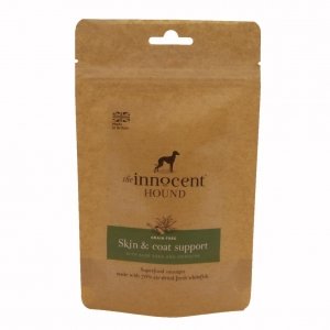 The Innocent Hound Skin & Coat Support Superfood Sausages 10pcs