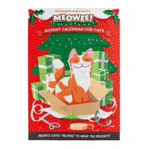 Good Girl Pawsley Advent Calendar for Cats