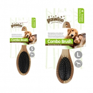 Pawise Combo Brush (Two Sizes)