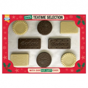 Good Boy Pawsley Festive Teatime Selection 8pcs
