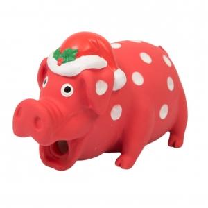 Good Boy Festive Piggy 13cm