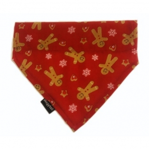 Wagytail Gingerbread Bandana