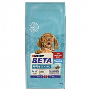 Beta Puppy Food with Turkey and Lamb