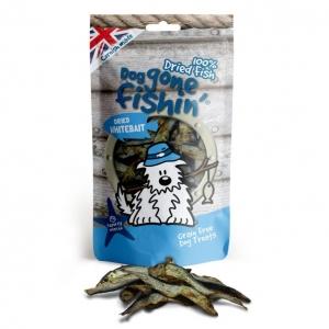 Dog Gone Fishin Dried Whitebait