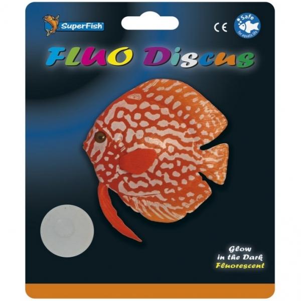 Superfish FLUO Discus