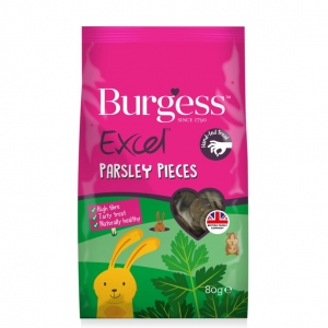 Burgess Excel Parsley Pieces 80gm