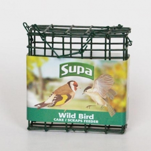 Supa Suet Block Feeder