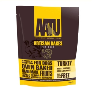 AATU Artisan Bakes with Turkey 150gm