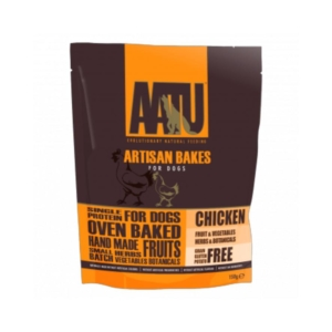 AATU Artisan Bakes with Chicken 150gm