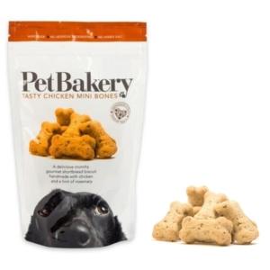 Pet Bakery Chicken Mini Boners 190gm