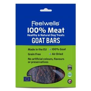 Feelwells Goat Bars 5pcs
