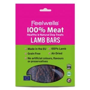 Feelwells Lamb Bars 5pcs