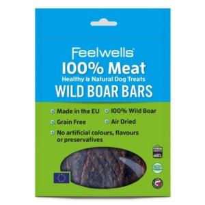 Feelwells Wild boar Bars 5pcs