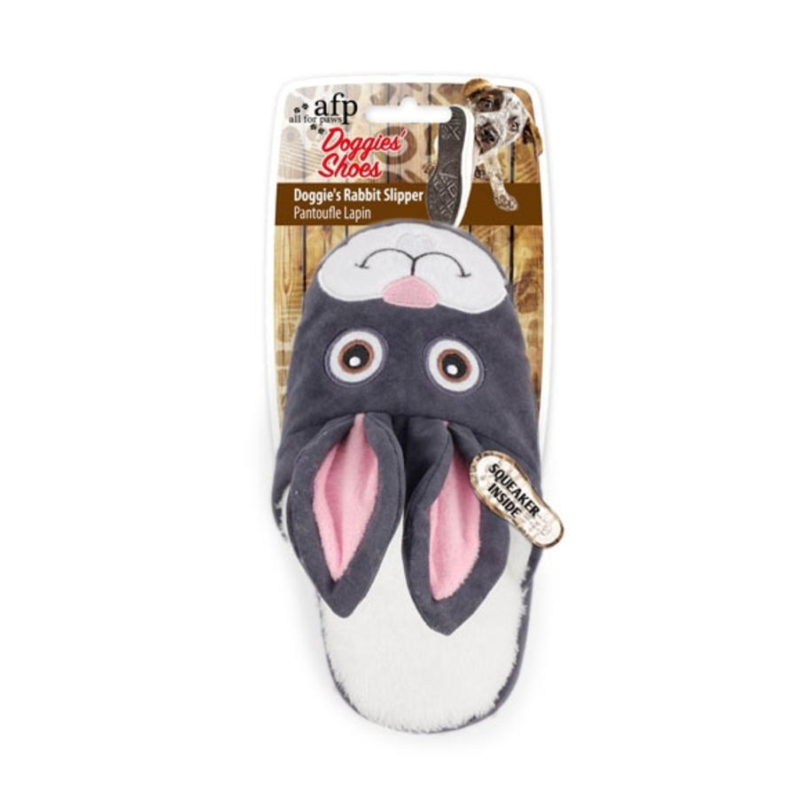 All for Paws Doggie Slipper Rabbit 21cm